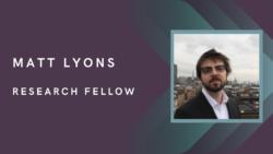 Meet Matt Lyons, City-REDI / WMREDI's New Research Fellow
