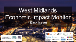 Back Issues of the West Midlands Weekly Economic Impact Monitor