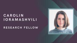Meet Carolin Ioramashvili, City-REDI / WMREDI's New Research Fellow