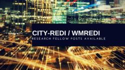 Job Alert: Research Fellow Posts Available at City-REDI / WMREDI