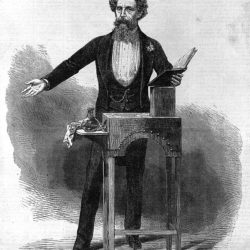 Bringing Dickens to the Stage. Part Two: Dickens' performing career
