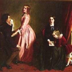 CLiC as a virtual teaching resource: Exploring the paradoxical role of women in the 19th century