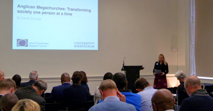 Insights from the Megachurches and Social Engagement Conference in London