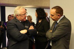 Professor Francis Davis talks to Nick Bourne