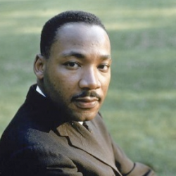 A Lesson from the Mountaintop – MLK Day