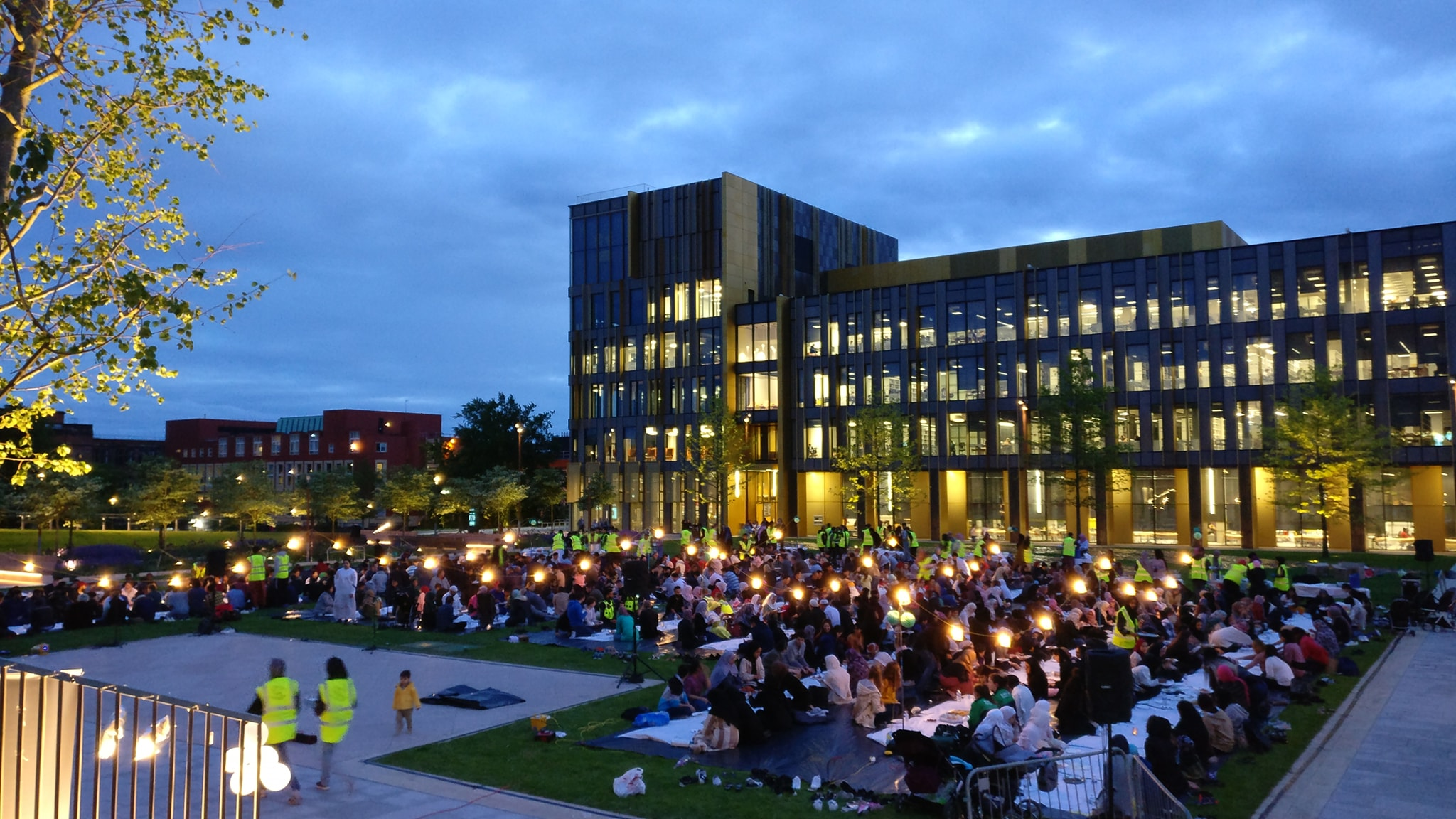 Why the Community Iftaar at the University at Birmingham was so special by Hamzah Ghani