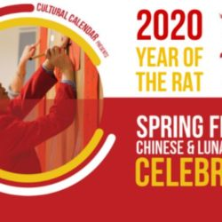 Spring Festival Celebrations – Year of the Rat – Chinese Lunar New Year 2020