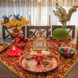 20 March Nowruz – Iranian New Year