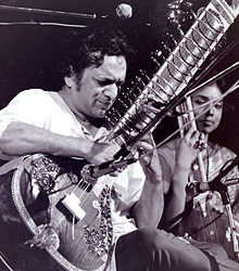 Centenary of the birth of Ravi Shankar