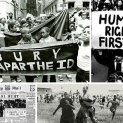 21 March South Africa – Human Rights' Day