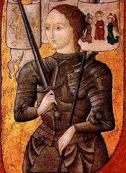 Centenary of the canonization of Joan of Arc, Maid of Orléans