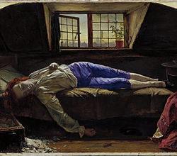 Thomas Chatterton anniversary