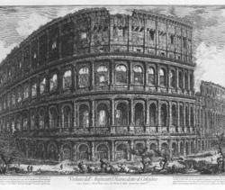 300th anniversary of the birth of Italian artist Giovanni Battista Piranesi