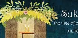 Sukkot 2-9 October
