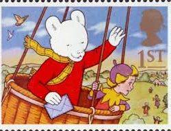 Rupert Bear centenary