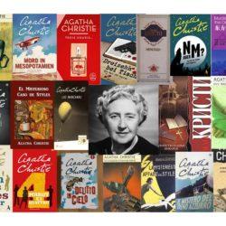 Agatha Christie – 45th anniversary