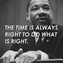 Martin Luther King Jr Day 18 January