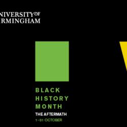 Black History Month 1-31 October