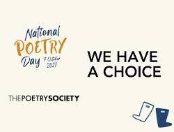 National Poetry Day (7 October)