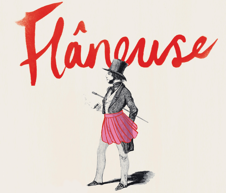 Flaneuse (Thu 6 June)