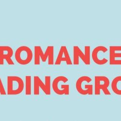 Romance Reading Group Launch: Valentines Special