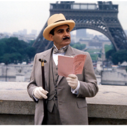Page Breaks: Agatha Christie's Poirot – Death on the Nile