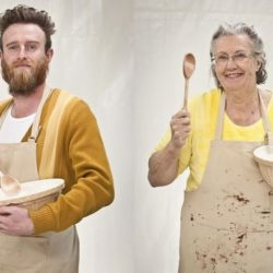 Page BAKES: The Great British Bake Off