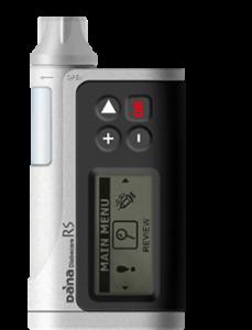 Dana RS insulin pump