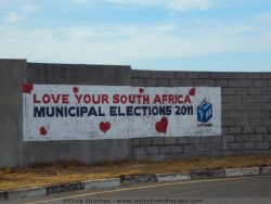 Local government matters: the 'toilet elections' in South Africa