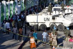 Taking the 'Unintended Consequences' of Peacekeeping Seriously – How Haiti Has the Potential to Revolutionize World Politics, Again