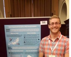 IDD PhD student wins research poster contest