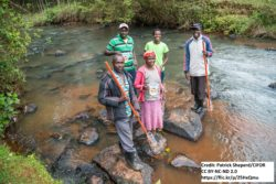 Strengthening water security for pandemic preparedness