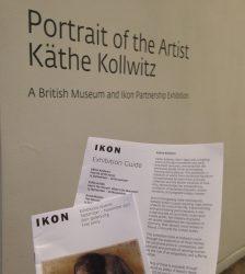 Käthe Kollwitz and Sofia Hultén at Ikon Gallery this Autumn