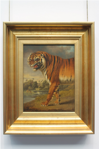 Charles Towne, A Tiger, 1818, Wolverhampton Art Gallery, Midlands Art Papers