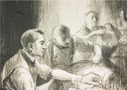 'Artist In Focus: Frank Brangwyn' Exhibition At The Dudley Museum