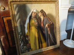 Midlands Art Papers article leads to rediscovery of 'lost' Sophie Anderson painting