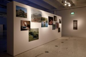 Exhibition image of 'Quinn: A Journey' at the Herbert Museum and Art Gallery in Coventry