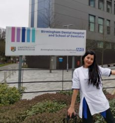Guest Blog – A Guide to Widening Participation: My Story by Anam Chaudhry Dentistry alumna