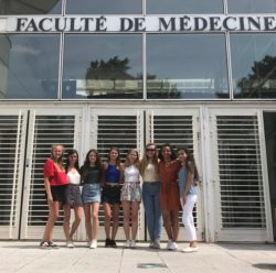 My Tours diary – Isabella Montagna, Biomedical Science