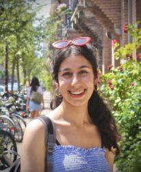 Introducing me – Shirin Anari, 2nd year BMedSc