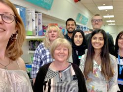 My volunteer story at Pyramid Pharmacy – Aneesa Ahmed, 4th year Pharmacy