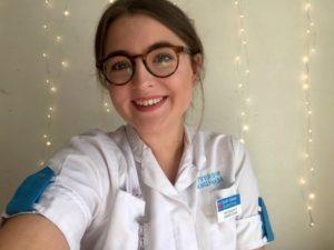 Image of Sarah Cribben, Student Paediatric Nurse