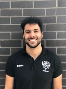 Photo of Dentistry student, Delan Hadad