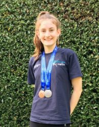 Sophie Maguire, first year MBChB – 2020/21 sport scholar