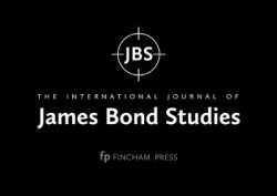 New issue of the International Journal of James Bond Studies!