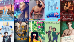 Why I research Queer Romance Novels
