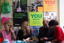 Why do people volunteer for international development organisations?