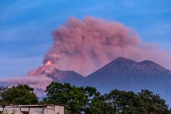 Volcano eruption in Guatemala – a tale of natural and political disasters