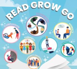 Read Grow Go: Discover the wonder of literature with the Jubilee Centre